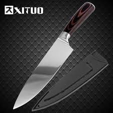 <b>XITUO</b> Kitchen knife Chef Knives <b>8 inch Japanese</b> High Carbon ...