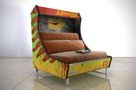 cool couches for man cave. Jurassic Park Cool Couches For Man Cave