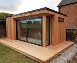 outdoor garden office. cedar garden offices outdoor office o