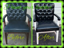 how to paint leather furniture. Leather Color Change And Make The CRACK Disappear How To Paint Furniture