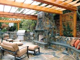 patio designs with fireplace. Patio: Outdoor Patio Fireplace Designs Best Ideas Images On Decks Home Kitchens And Fireplaces Design With A