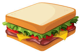 sandwich clipart.  Clipart Sandwich Clipart Transparent Background For Clipart E