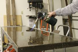 Making Cement Forms Remodelaholic Diy Concrete Countertops In A Beautiful Master