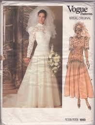 Vogue Bridal Patterns Cool Inspiration Design