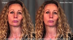 beauty box video exles skin retouching plugin for after effects premiere pro avid resolve final cut pro digital anarchy