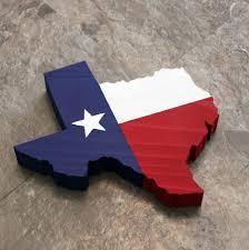 texas state flag wall art 7 10 texas map