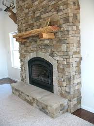 indoor gas fireplace ideas here is a side view of gas fireplace veneered with cultured stone