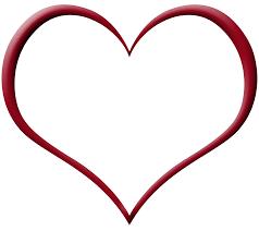 picture frames heart decorative arts clip art heart frame