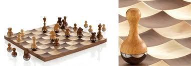 simple chess set. Beautiful Set Wobble Chess Set Wobble Is Inspired From The 70u0027s Weeble Toys  Designed By Adin Mumma Every Piece Has Simple Curves And Weighted Dome Base For  For Simple Set S