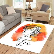 area rugs living room carpets soft comfortable squared rugs printed made with premium quality