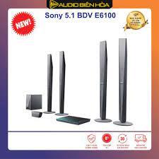 Dàn Âm Thanh Sony 5.1 BDV E6100 - Công suất 1000W - Chính hãng bảo hành 12  tháng