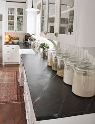 Kitchen counter with food Plate If Your Kitchen Lacks Storage Your Counter Will Feel The Brunt Of The Problem So Choose Pretty Containers Like Mason Jars When You Have To Devote Makespace The 50 Best Tips To Get Your Home Super Organized Cleaning
