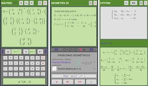 linear algebra plus calculator matrix