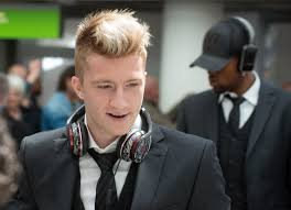Marco Reus Hairstyle Name Marco Reus Hairstyle Side View Marco Get Free Printable