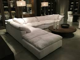 Wes wants the Restoration Hardware Sectional