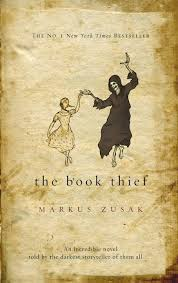 "the narrative voice of death ""the book thief"" by markus zusak  the book thief cover"