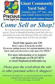 Garage Sale Flyer Template Free Sales Ideas Community Cool Yard Word