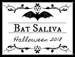 Halloween Label Templates Festival Collections