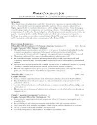 Executive Assistant Resume Examples Adorable Sample Resume For Office Administration Resume Ideas