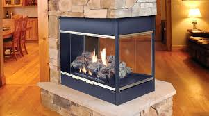 three sided fireplaces three sided view gas fireplace double sided wood burning fireplace nz