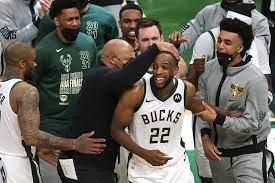Khris Middleton heroics saved the Bucks
