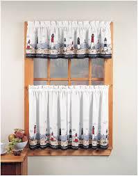 Red Kitchen Curtain Sets Kitchen Creamy Brown Curtain Red Kitchen Curtains Stylishly