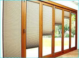 cost of windows sliding doors glass with blinds s series door pella impervia