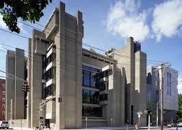 architectural buildings designs. Brutalist Buildings: Yale Art And Architecture Building, Connecticut By  Paul Rudolph Architectural Buildings Designs