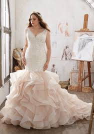 Plus Size Wedding Gown Designers Mildred Wedding Dress Morilee