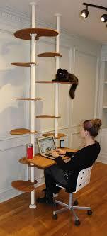Accessories: Cat Tree Workstation Designs - Indoor Cat Tree