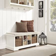 entranceway storage bench hall storage bench with baskets entry bench seat blue entryway bench bench with baskets underneath