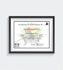 Editable Softball Certificates Digital Downloadable Printable Create Your Own Award Certificate