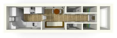 Small Picture The Lovebug A Tiny House Design for Couples