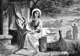 CatholicSaints.Info » Blog Archive » Pictorial Lives of the Saints – Saint  Petronilla, Virgin