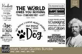 Mark Twain Quotes Bundle