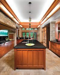 Frank Lloyd Wright Kitchen Design Artisan Kitchens Kitchen Bath Design News
