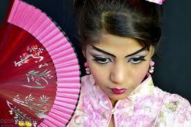 china doll hairstyles china doll chinese makeup look