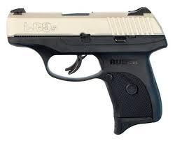 ruger lc9s pro 9mm 3 12 7 rd shimmer gold cerakote slide 327 99