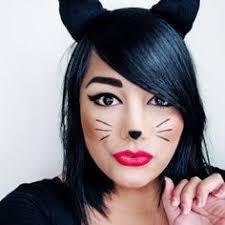 diy makeup cat makeup black cat makeup easy cat makeup