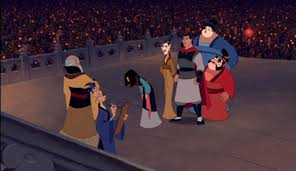 mulan bows to the emperor helen s mystory mulan part 5 mulan bows to the emperor