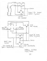 portable generator neutral rewiring bottom diagram has 4pdt switch to select either 120vac only or 120 240vac operation
