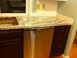 Fake Granite Kitchen Countertops Faux Sho Painted Granite Countertops Scharlerama
