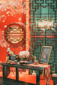 Old Shanghai Glamour: Howard and Yi-Ann's Wedding at Grand Hyatt Kuala  Lumpur. Chinese Wedding DecorChinese ...