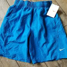 Nike Boys Swim Trunks Nwt Nwt