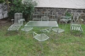 wrought iron outdoor furniture. Exellent Outdoor Wrought Iron Patio Furniture Blue Inside Outdoor T