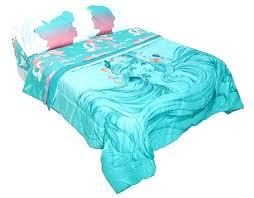 little mermaid twin bed set little mermaid bed sheets stylish little mermaid bedding set bed and