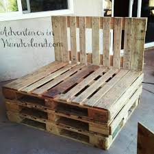 diy pallet patio furniture. Outdoorcouch3 Diy Pallet Patio Furniture