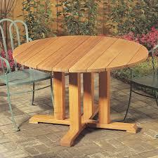 diy outdoor table. Pedestal Picnic Table Diy Outdoor