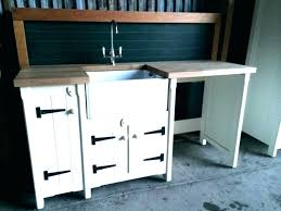 standalone kitchen sink free standing kitchen sink unit