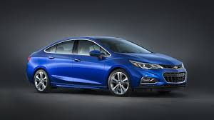 2016 Chevrolet Cruze Review - Top Speed